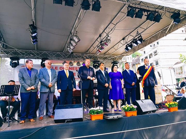 Oraşul Băile Olăneşti, în sărbătoare. Pe 19 iulie a sărbătorit 492 de ani de la prima atestare documentară