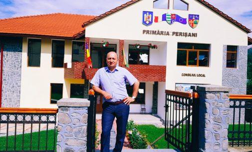 Primăria Perişani continuă investiţiile şi în 2020