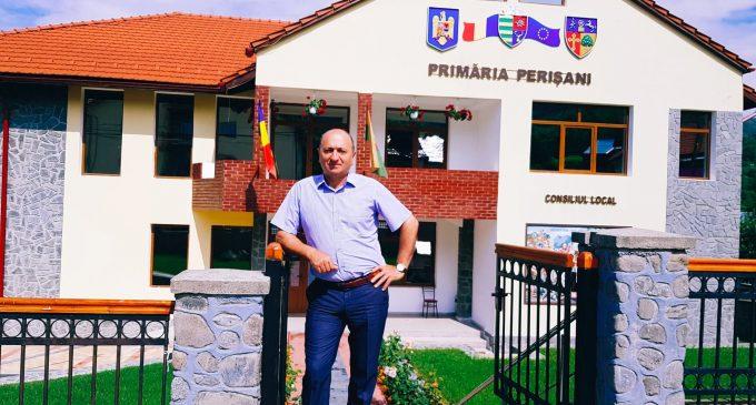 Fonduri europene pentru modernizarea comunei Perşani