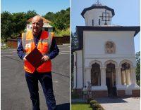 Drumul care leagă două mănăstiri de suflet românesc ar putea fi terminat  în două luni