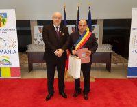 A fost semnat contractul de finanţare pentru asfaltare drumurilor comunale din Comuna Mădulari