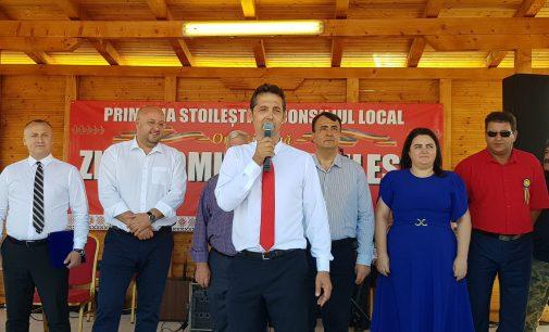 Primăria Stoileşti dă startul noilor proiecte de asfaltare