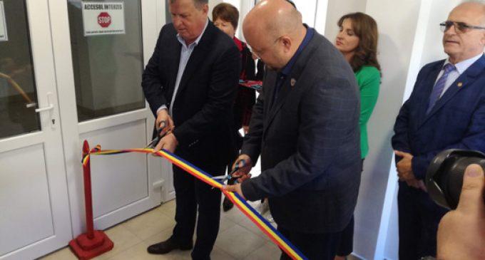 A fost inaugurat Centrul de Permanenţă Medicală
