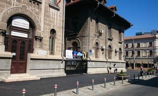 """Colegiul Naţional """"Mircea cel Bătrân"""" intră în proces de reabilitare"""