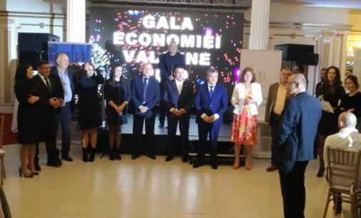 Performanţa în mediul de afaceri, premiată la Gala Economiei Vâlcene 2019