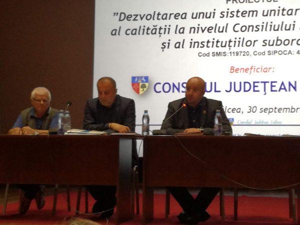 Proiect cu finanţare europeană pentru Consiliul Judeţean Vâlcea