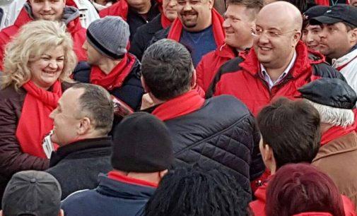 Principalele partide politice din Vâlcea au intrat în campanie electorală