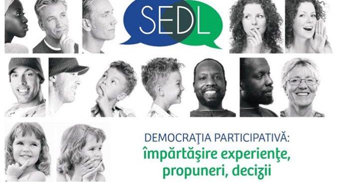 Săptămâna Europeană a Democraţiei Locale, pe 16 octombrie 2019