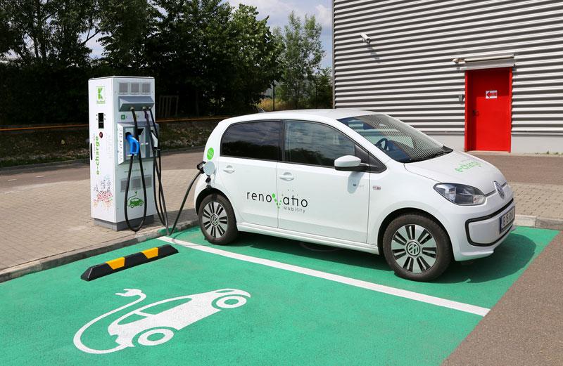Șapte staţii de încărcare a vehiculelor electrice vor fi construite în Râmnic