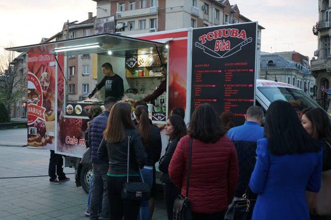 eStrada Food Festival, festival gastronomic la Râmnicu Vâlcea