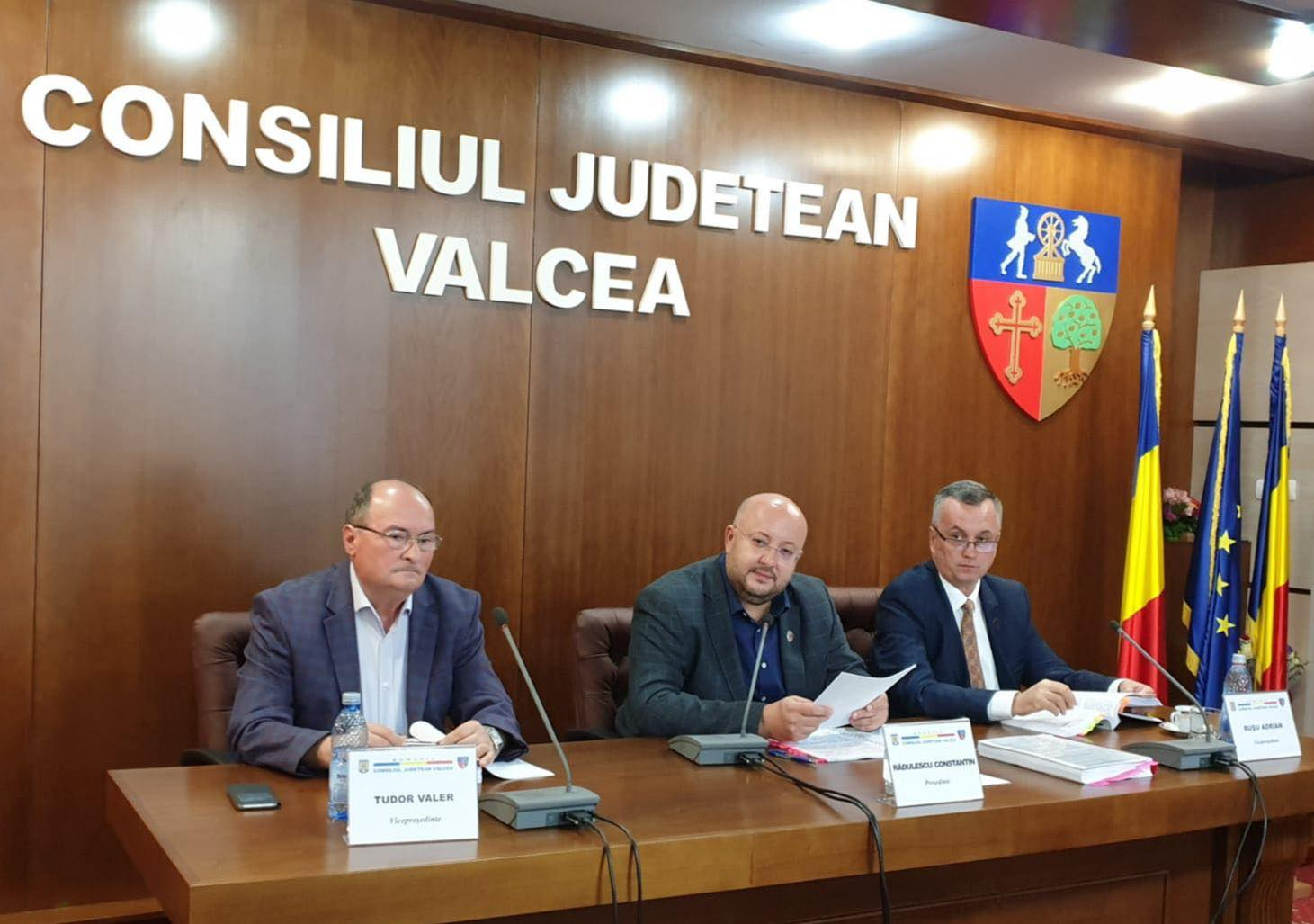 Consiliul Județean Vâlcea pregătește Spitalul Județean pentru testarea suspecților de COVID-19