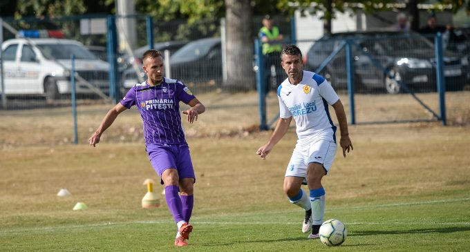 Ciprian Dinu şi-a făcut Şcoală de Fotbal în Slatina