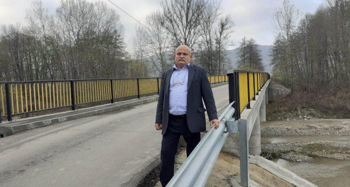 """Constantin Oprea: """"Cele mai importante proiecte vizează amenajarea drumurilor comunale"""""""