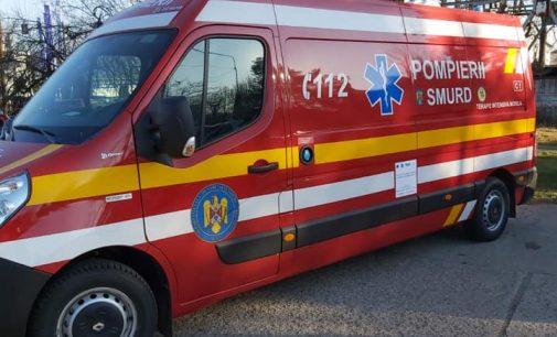 Ambulanța de terapie intensivă ar putea intra în funcțiune din februarie