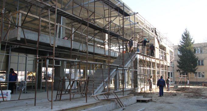 Noi construcții școlare în Râmnic:  În cursul acestui an se vor finaliza patru unități școlare