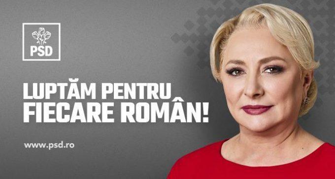 Viorica Dancila: Luptăm pentru fiecare roman!