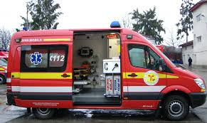 Ambulanţa performantă, dată în folosinţă după un an