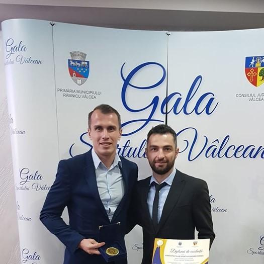 Flacăra şi Viitorul, premiate la Gala Sportului