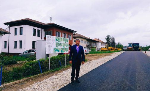 La Guşoeni,  Primăria intenţionează să realizeze un centru de asistenţă pentru bătrâni