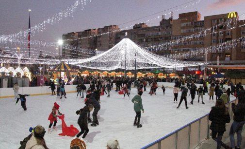 Patinoarul din centru își închide porțile pe 24 ianuarie și revine în decembrie 2020