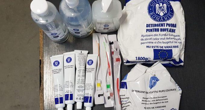 Persoanele cu handicap primesc gratuit produse de igienă