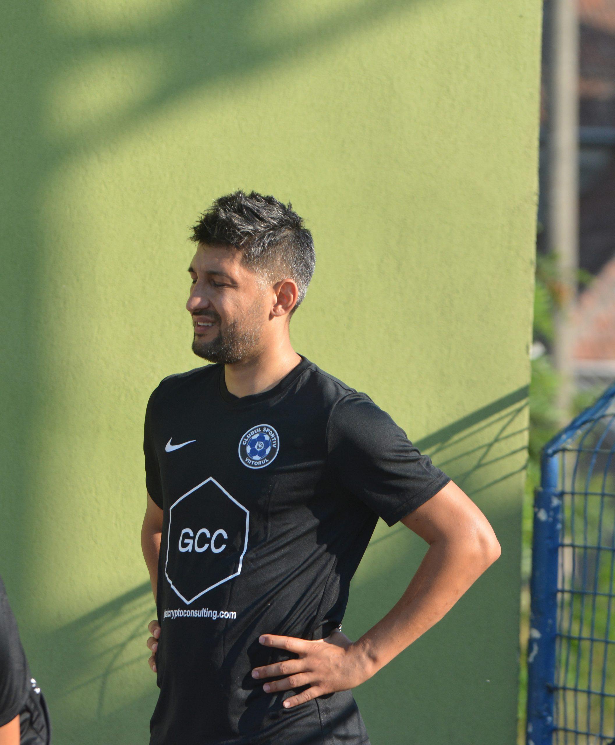 """Florin Costea: """"Îmi doresc doar să fiu sănătos şi să mă bucur de fotbal!"""""""