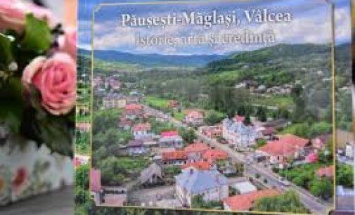 Monografia localităţii Păuşeşti Măglaşi, o carte-document