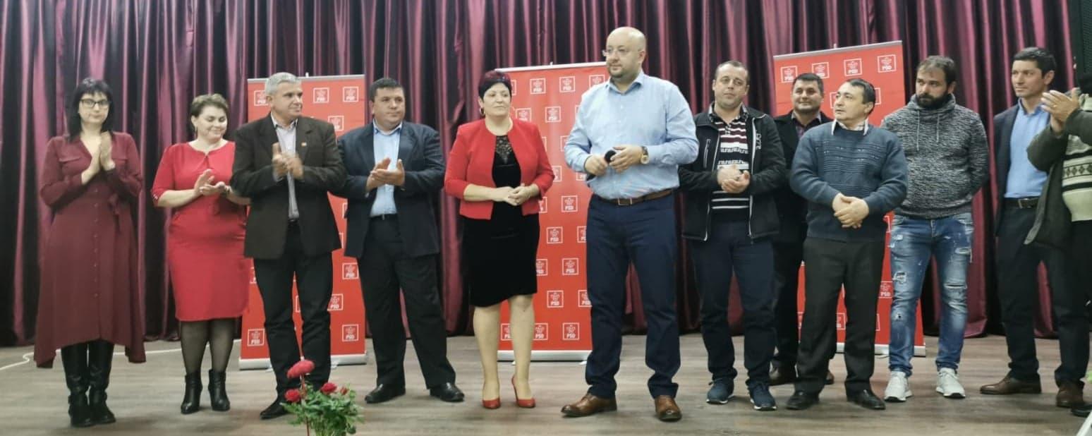 Aurora Măgură va candida pentru un nou mandat de primar pe listele PSD
