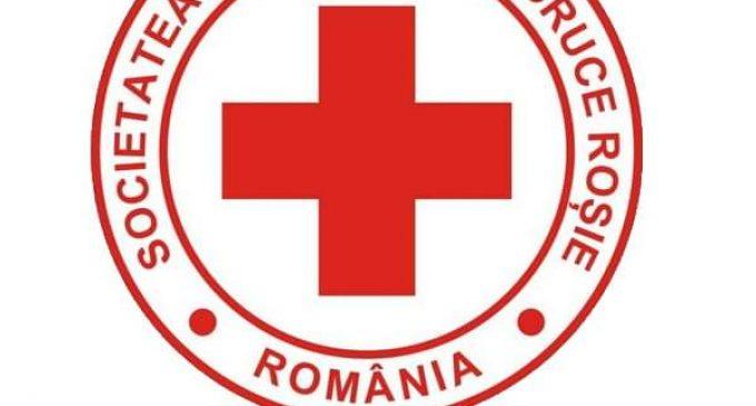 Crucea Roșie Română – Filiala Vâlcea continuă derularea acțiunilor umanitare