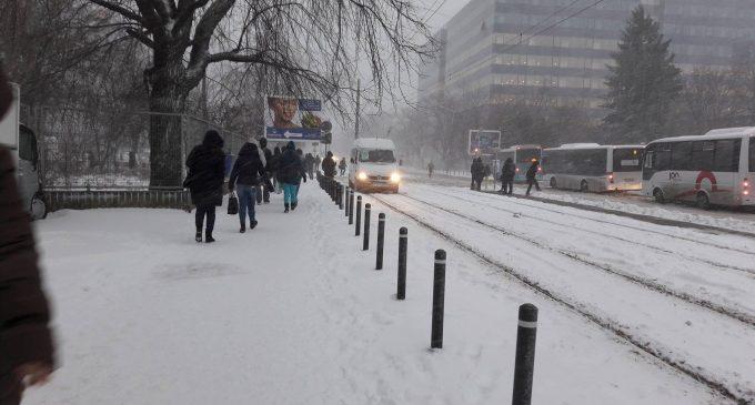 Informare referitoare la situația drumurilor naționale din județ după ninsorile din noaptea de 22 spre 23 martie 2020