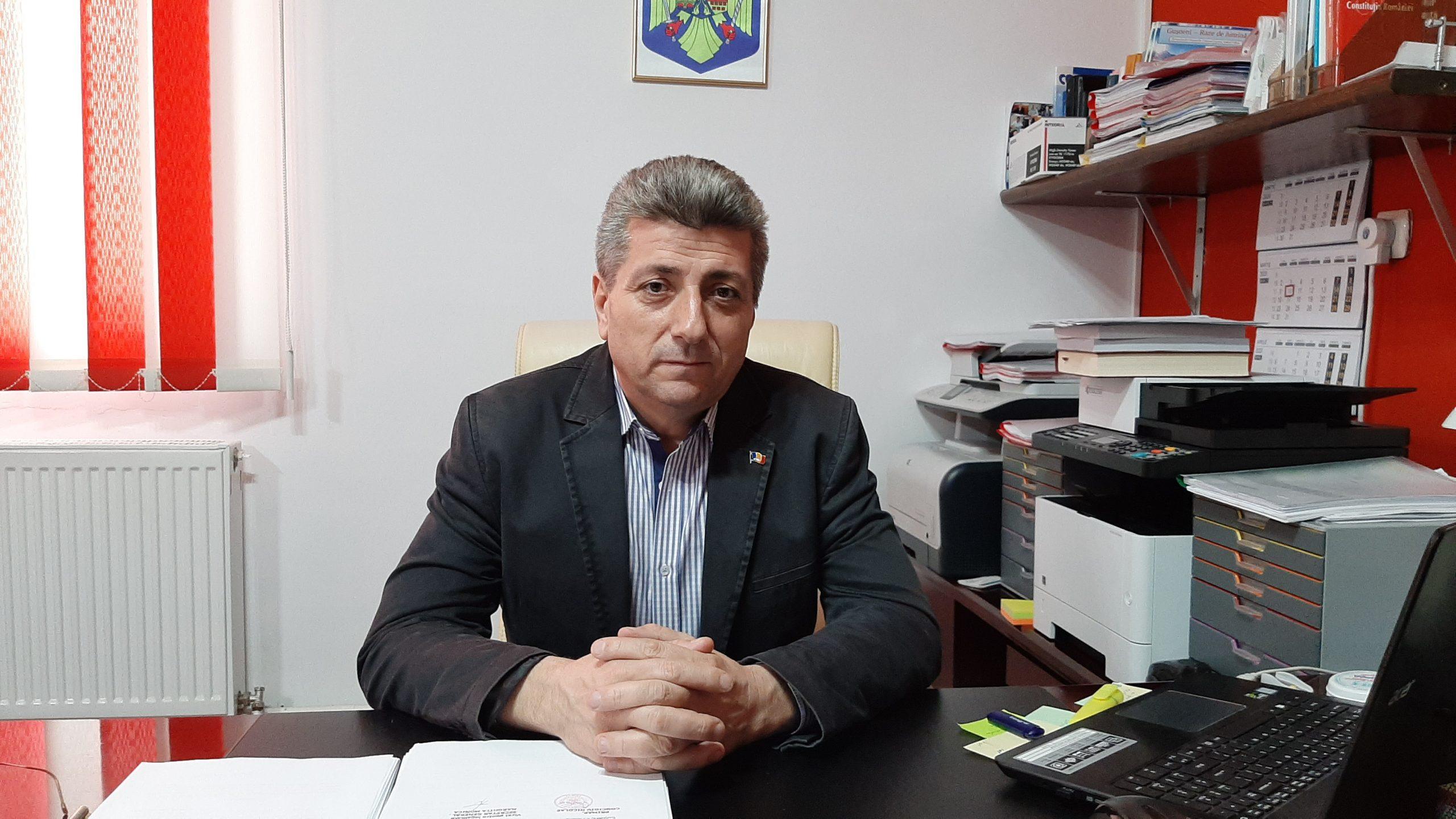 Anunţul primarului Nicolae Concioiu: Plângere penală împotriva celor care au decis eliminarea localităţii din master planul judeţului