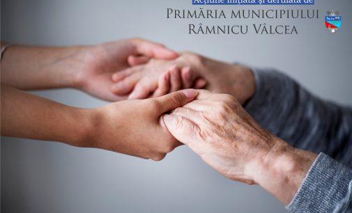 Persoanele vârstnice şi singure din Râmnicu Vâlcea vor primi ajutor