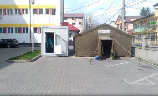 Primăria oraşului Horezu a achiziționa o unitate  de triaj epidemiologic la Spitalului Orăşenesc Horezu