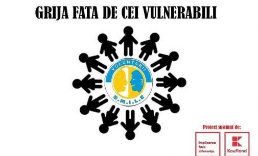 Asociația SMILE Vâlcea ajută Asociația Orfanilor din Casele de Copii