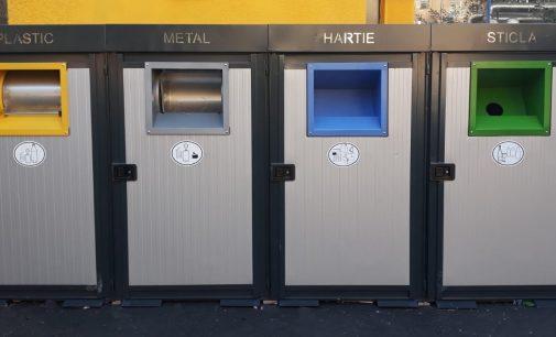 Modernizări în sistemul de management al deșeurilor