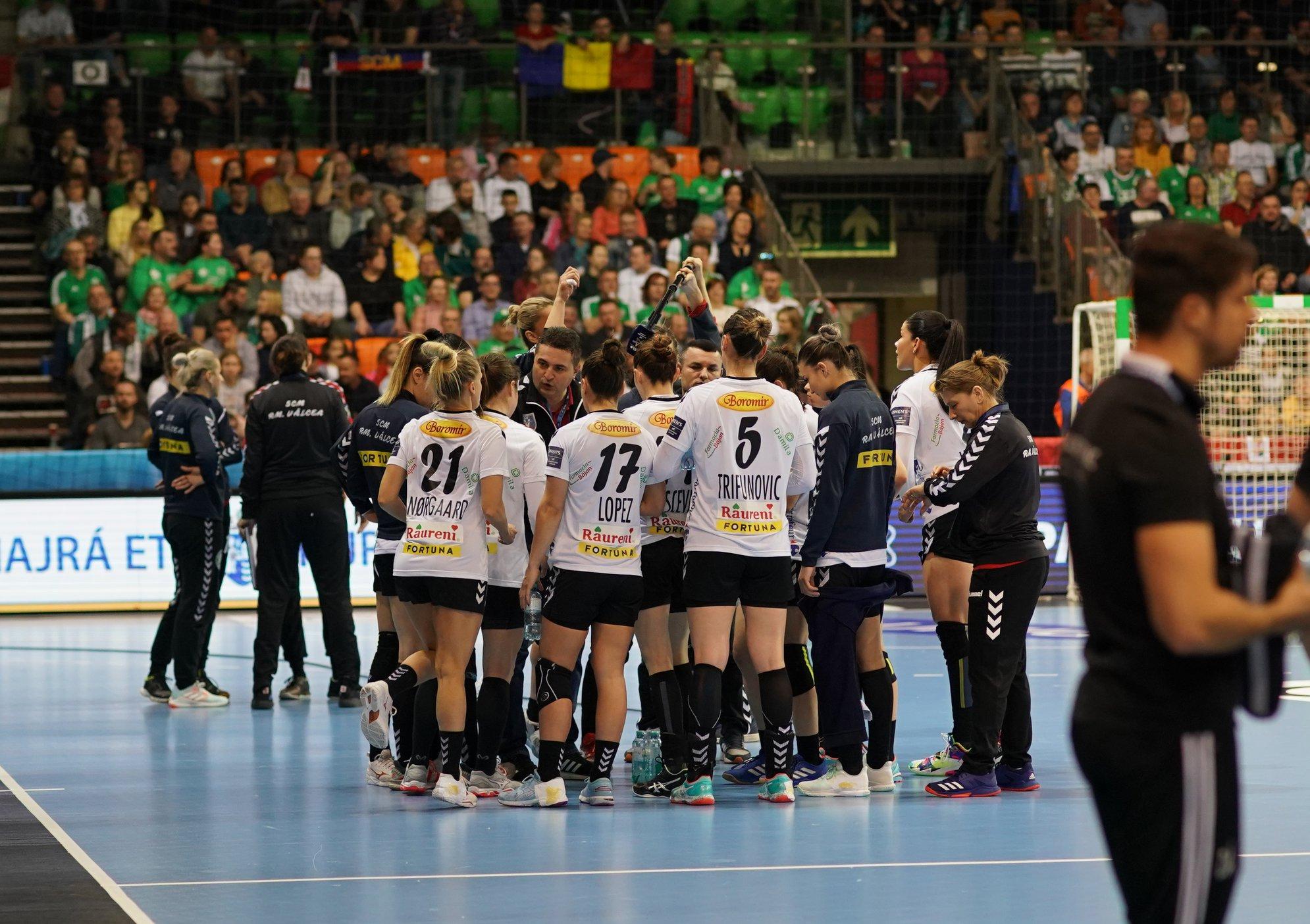Vâlcea continuă în Cupa României, din campionat se mai joacă doar restanţa CSM Bucureşti-Slobozia