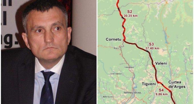 Contract  semnat pentru tronsonul 5 Piteşti – Curtea de Argeş al autostrăzii Sibiu Piteşti