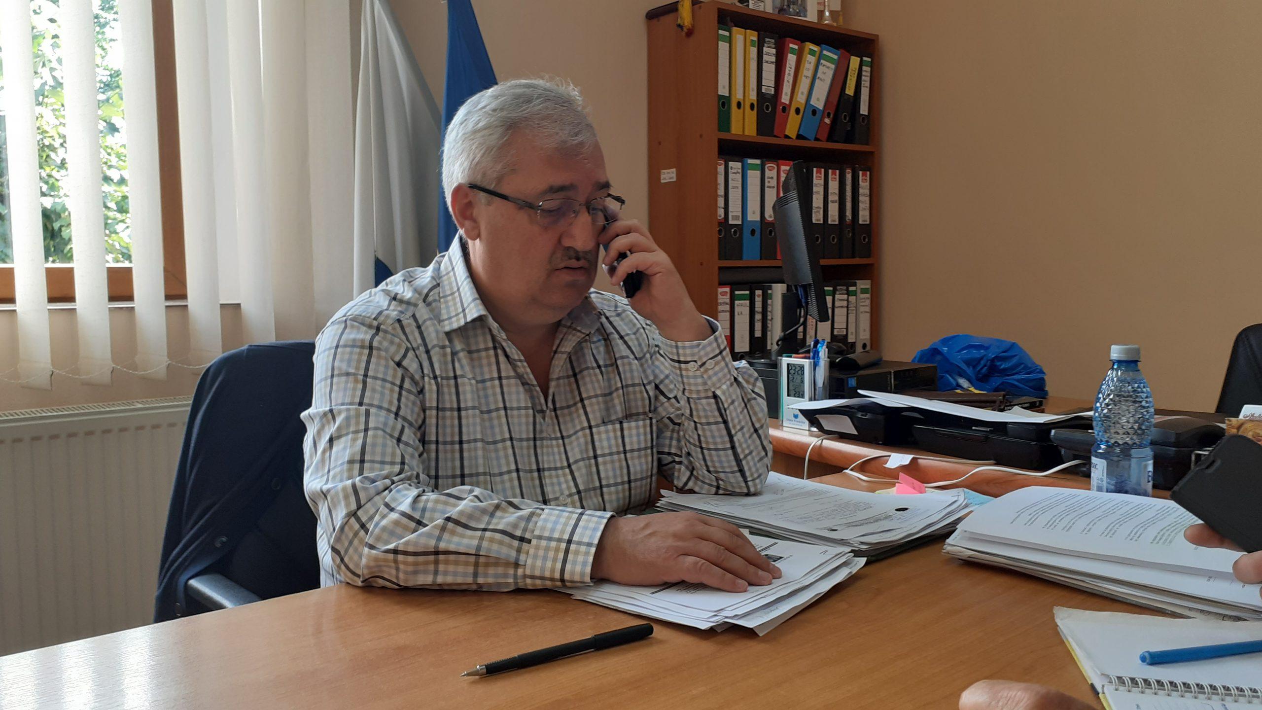 """Nicolae Sărdărescu, după ce a câştigat fără emoţii un nou mandat de primar: """"Le mulţumesc cetăţenilor pentru încrederea acordată. Voi fi primarul tuturor"""""""