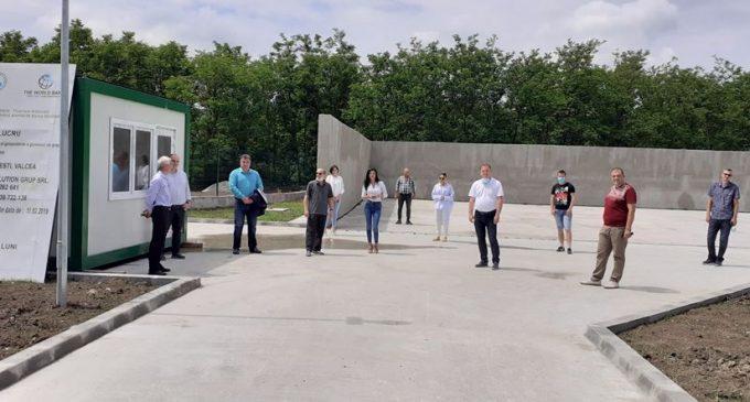 Comuna Lungeşti  are platformă de depozitare și gospodărire a gunoiului de grajd