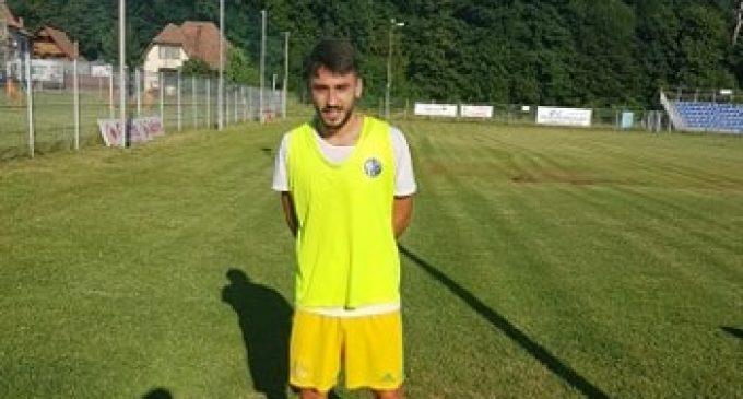 Ovidiu Comănescu, primul transfer pentru Dăeşti