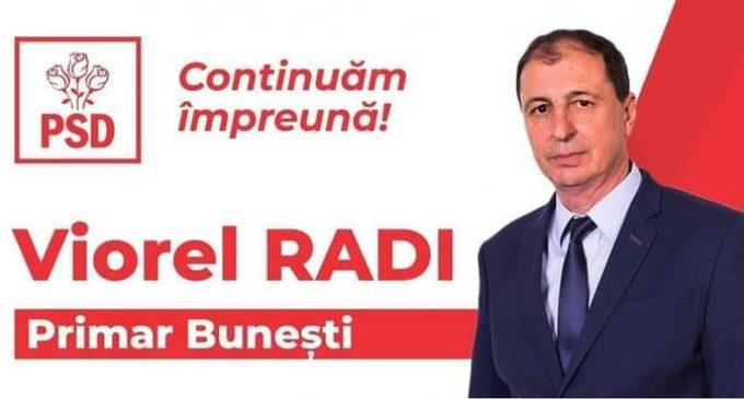 """Viorel Radi: """"Fapte, nu vorbe: oamenii vor să vadă realizarea promisiunilor"""""""