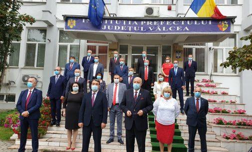 """Constantin Rădulescu:"""" Mi-am depus candidatura pentru un nou mandat de PREȘEDINTE al Consiliul Județean Vâlcea și lista de consilieri județeni"""""""