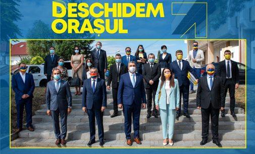 PNL Vâlcea şi-a lansat candidaţii în cursa electorală