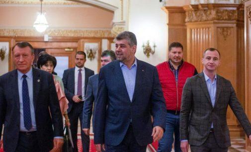 Marcel Ciolacu a fost ales preşedinte al PSD
