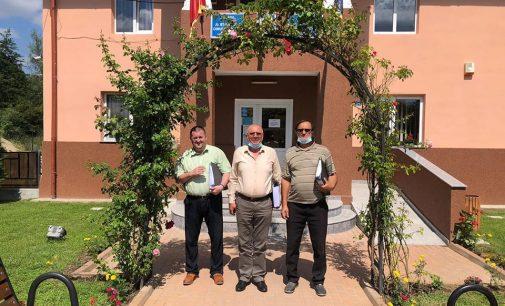 Un pas important pentru modernizarea comunelor Stoenești, Bărbătești și Costești