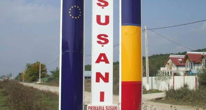Comuna Şuşani se numără printre localităţile cu investiţii record