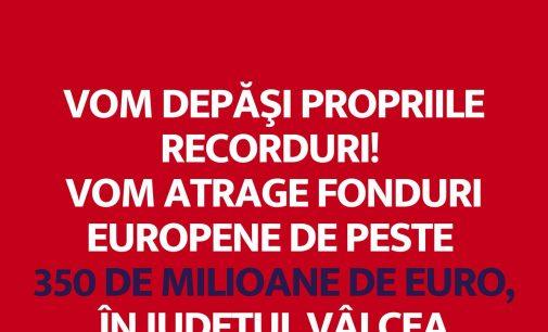 250 de milioane euro, CIFRA mandatului Președintelui Constantin RĂDULESCU