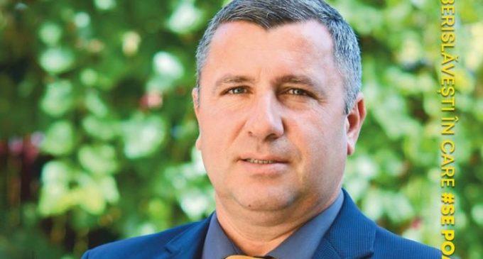 Viorel Popescu, program electoral pentru comuna BERISLĂVEȘTI