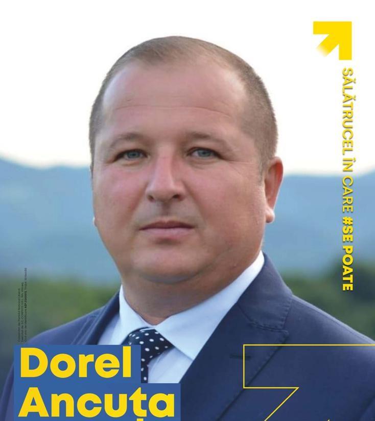 """Dorel Ancuţa: """" Stop nepăsare, start implicare!"""""""