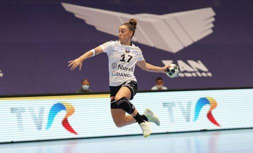 Vâlcea-Dortmund a fost anulat, după ce trei jucătoare au fost depistate pozitiv cu Covid-19